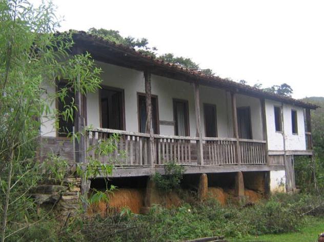 Fazenda Cavaco, para a qual está sendo elaborado um projeto de relocação por parte do empreendedor